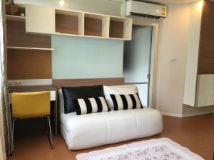 For RentCondoBangna, Lasalle, Bearing : Condo for rent at LPN MegaCity Bangna located on Bangna-Trad Road km 7.5
