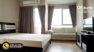 For RentCondoThaphra, Wutthakat : Condo for Rent CASA Ratchada - Ratchapiek , Nearby The Mall Thapra,Talat Phlu Station