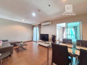 For RentCondoRama9, Petchburi, RCA : (475)Belle Grand condominium: Minimum rental 1 month / warranty. 1 month / free internet / free cleaning