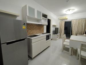 For RentCondoRama9, RCA, Petchaburi : Condo for rent: A space asoke-ratchada 2 bedrooms, 2 bathrooms, newly renovated, near MRT Rama 9