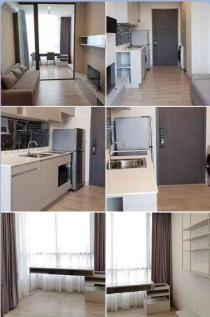 For RentCondoBang Sue, Wong Sawang : *ให้เช่า* นิชไพร์ด เตาปูน-อินเตอร์เชนจ์ ห้องใหม่เอี่ยม 1 bed plus 34.5 ตรม. แต่งครบพร้อมอยู่