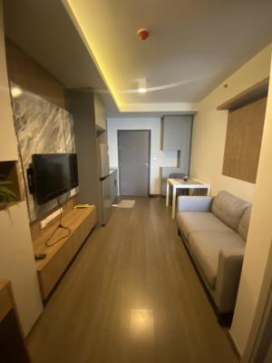 เช่าคอนโดอ่อนนุช อุดมสุข : For rent Ideo Sukhumvit 93 1 bed 34 sqm with bathtub 17,000/ negotiable