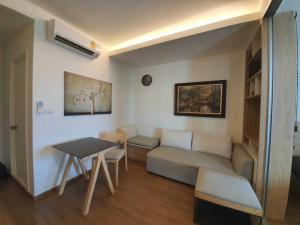 For SaleCondoRama3 (Riverside),Satupadit : Condo for sale, U Delight Residence Riverfront Rama 3, beautiful room, river view, very new room, size 34 sqm. 1 bed 1 bath for only 3.3 million
