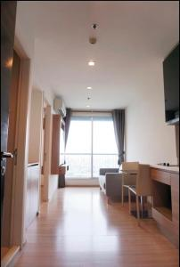 For SaleCondoSapankwai,Jatujak : Urgent sale Rhythm Phahon-Ari, 1 bed, high floor, open view, unblocked.