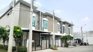 For SaleTownhouseNawamin, Ramindra : 2 Storeys Townhouse at City Sense Ramindra (Corner unit) for Sale