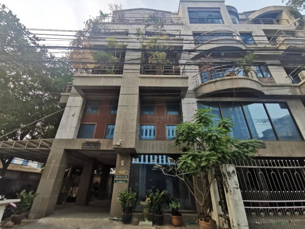 ขายสำนักงานรัชดา ห้วยขวาง : ขาย อาคารสำนักงาน 5 ชั้น ใกล้ MRT ห้วยขวาง