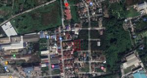 ขายที่ดินเอกชัย บางบอน : ขายที่ดินเปล่า 277 ตร.ว.ในหมูบ้านกานดา บางบอน5 เหมาะปลูกสร้างบ้าน ทำโกดังสินค้า