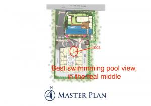Sale DownCondoSilom, Saladaeng, Bangrak : [VVIP Price 98000B/Sqm][Owner Direct Sell][Best Pool View]
