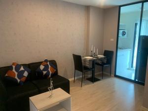 For RentCondoLadkrabang, Suwannaphum Airport : For Rent iCondo GreenSpace Sukhumvit 77 F.1 Unit 15/67 (B403) (วิวสระ)