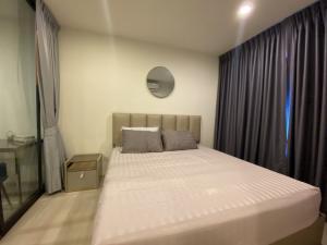 For RentCondoRama9, RCA, Petchaburi : express! 🔥 Life Asoke, next to MRT. Petchburi, big room, 35 sqm., Beautiful decoration, good price, ready to move in 095-249-7892