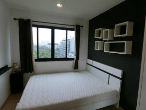For RentCondoBangna, Lasalle, Bearing : Condo for rent, B Loft Sukhumvit 115, 1 bedroom size, near BTS Pu Chao station, ready to move in