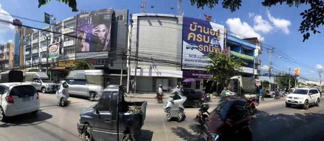 For RentShophouseKaset Nawamin,Ladplakao : Rent 3-storey commercial building, 2 booths, Khubon area, near BTS Khubon