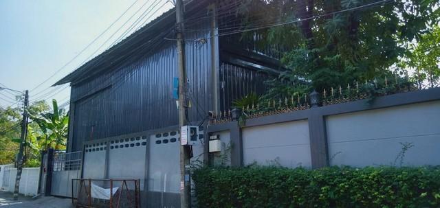 For RentWarehouseYothinpattana,CDC : Warehouse for rent, Ladprao 71, area 370 sq m. Near the expressway, Ekamai, Ramindra