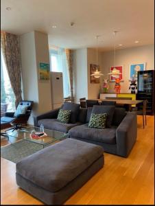 For SaleCondoSathorn, Narathiwat : ++++ Urgent rent +++ The Sukhothai Residence 1 bedroom 122 sq m, 20th floor