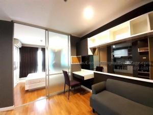 For RentCondoKhlongtoei, Kluaynamthai : Lumpini Place Rama 4 Kluaynamthai 1 bedroom, total area 28.24, 15th floor, rental price (baht / month) 9,500 ฿