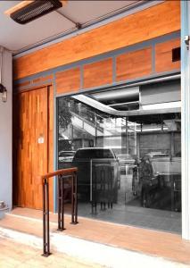 เช่าตึกแถว อาคารพาณิชย์บางซื่อ วงศ์สว่าง เตาปูน : ให้เช่าร้านกาแฟ MRTเตาปูน