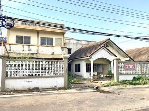 ขายโรงงานนครปฐม พุทธมณฑล ศาลายา : ขายบ้าน 1 ชั้น 58 วา. พร้อมโกดัง-โรงงาน 2 ชั้น 33 วา. ม.อ้อมน้อย2 พุทธมณฑลสาย 5