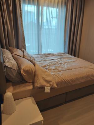 เช่าคอนโดพระราม 9 เพชรบุรีตัดใหม่ : ให้เช่า 2 ห้องนอน Life Asoke Rama9 ขนาด 36 ตรม. ห้องแต่งสวย วิวสวน เครื่องใช้ไฟฟ้าครบพร้อมอยู่ 095-249-7892