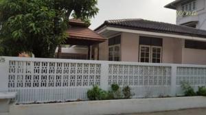 เช่าบ้านเสรีไทย-นิด้า : ให้เช่า บ้านเดี่ยวชั้นเดียว เนื้อที่50ตรว. ถนน รามคำแหง62 ใกล้แยกลำสาลี ให้เช่า15,000/เดือน