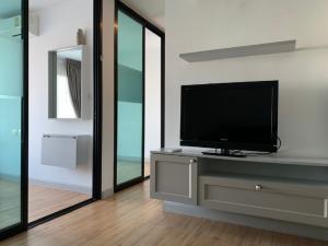 For RentCondoRattanathibet, Sanambinna : For rent Nottinghill Tivanon, 1 bedroom plus size 30.5 sq.m., beautiful room, ready to move in.