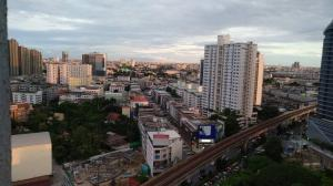 For SaleCondoOnnut, Udomsuk : Sell / rent Centric Scene Sukhumvit 64, near the Umid BTS Skytrain, 300 meters, the 19th floor room, not outside, beautiful, not blocked. Cool wind is not hot