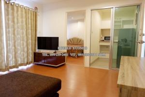 เช่าคอนโดรัตนาธิเบศร์ สนามบินน้ำ : #ให้เช่าคอนโดลุมพินี พาร์ค รัตนาธิเบศร์ – งามวงศ์วาน (Lumpini Park Rattanathibet) ขนาด 37 ตร.ม  ตึกD   1 ห้องนอน 1 ห้องน้ำ  1 ห้องครัว  ค่าเช่า  8,500 บาท / เดือน (รวมค่าส่วนกลาง) สัญญาขั้นต่ำ 1 ปี ประกัน 2 เดือน ล่วงหน้