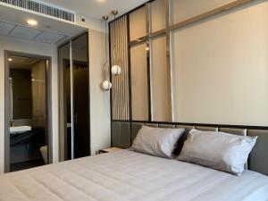For SaleCondoSiam Paragon ,Chulalongkorn,Samyan : The room dropped out, quick sale, cost price.  Ashton Chula-Silom Condo 1bedroom 34 sq m, 50+ floors, price 8.91 mb. Most beautiful room next to mrt Samyan Chamchuri Square Silom Prepare to be rich in three neighborhoods, a little closer to midtown. E