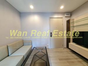 For RentCondoRattanathibet, Sanambinna : For rent, politan aqua condo, 34th floor, size 30 sq.m.