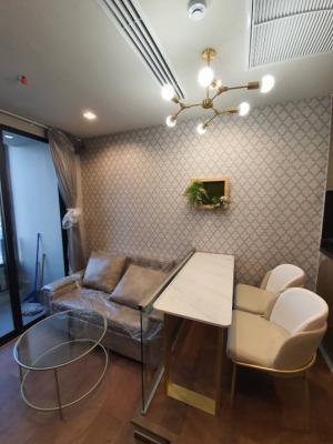 เช่าคอนโดอารีย์ อนุสาวรีย์ : For rent Ideo Q Victory 1 bedroom 24,000/month