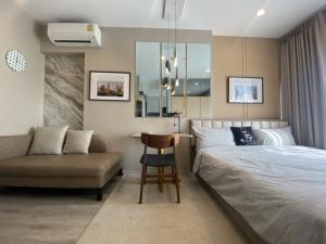 เช่าคอนโดพระราม 9 เพชรบุรีตัดใหม่ : Ideo Mobi Asoke for rent Beautiful unit 15,000/ month