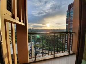 For SaleCondoLadprao, Central Ladprao : Quick sale!! Equinox Phahol - Vibha 1Bedroom 40sq.m. Big Room, High Floor, Garden View 4.85MB Only