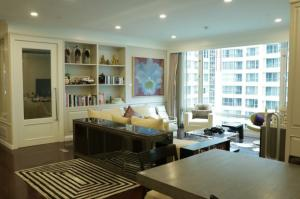 For SaleCondoWitthayu,Ploenchit  ,Langsuan : The Park Chidlom - Beautifully Furnished 3 Bedrooms / 258 Sqm / Luxury Unit