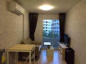 ขายคอนโดอ่อนนุช อุดมสุข : ขายด่วน!! ห้องสวย Elio DelRay 34 sq.m. ราคาดีงาม