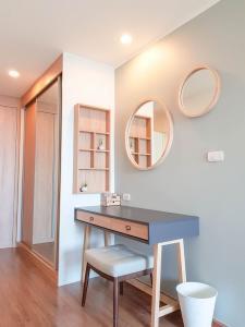 เช่าคอนโดพระราม 3 สาธุประดิษฐ์ : For rent U Delight Residence Riverfront Rama 3, River view 50 sq.m