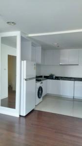 เช่าคอนโดพระราม 9 เพชรบุรีตัดใหม่ : SR210037 Special Price For Rent And Sale Unit Type 2 bed 1 bath 60sqm 38th floor  with nice open view
