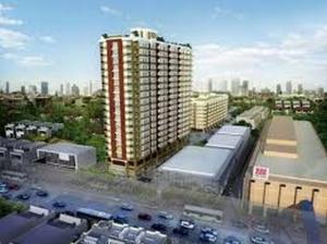 For RentCondoRamkhamhaeng, Hua Mak : Line ID : @condobkk (with @ too) Supalai City Resort Ramkhamhaeng, ready to move in, 30 sqm. Prices start at 7500 baht.