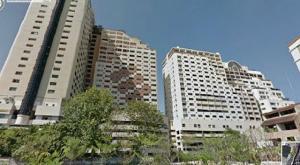 For RentCondoRatchadapisek, Huaikwang, Suttisan : Sriwara Mansion, ready to move in, 40 sqm. Prices start at 6000 baht.