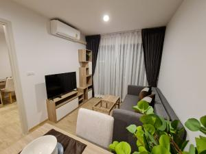 For RentCondoOnnut, Udomsuk : Condo for rent, The EXcel Hideaway Sukhumvit 50, near BTS On Nut, decorated room, new room