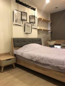 เช่าคอนโดท่าพระ ตลาดพลู : คอนโดให้เช่า ไอดีโอ สาทร-ท่าพระ  ซอย โรงเจ  บุคคโล ธนบุรี 1 ห้องนอน พร้อมอยู่ ราคาถูก