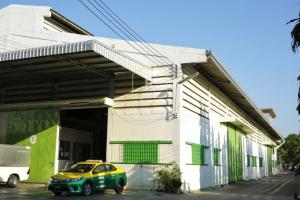 For RentWarehouseLadkrabang, Suwannaphum Airport : Warehouse / warehouse for rent on the main road 750 sq m, Lat Krabang, near Suvarnabhumi Airport