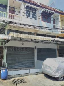 For SaleShophouseLadprao101, The Mall Bang Kapi : 3-storey commercial building for sale, Ladprao 101, intersection 19, very new interior conditions, no need for additions, can be used immediately