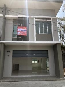 For RentTownhouseSamrong, Samut Prakan : ถูกมาก!!! ให้เช่าทาวน์เฮาส์ห้องมุมหน้าโครงการทำเลค้าขายที่ดีที่สุดในโครงการพฤกษาวิลล์87/1 ทำค้าขายดี ทำออฟฟิสเหมาะ ซอยศรีสมิตร ถนนเทพารักษ์ เจ้าของให้เช่าเอง 38 ตร.ว. 2 ชั้น 3 ห้องนอน 2 ห้องน้ำ