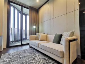 For RentCondoAri,Anusaowaree : Ideo Q Victory for rent Beautiful unit 1 bed plus rental 32,000 / month