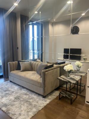 เช่าคอนโดอารีย์ อนุสาวรีย์ : ให้เช่า Ideo Q Victory 1 Bed plus ห้องใหม่ตกแต่งสวย ราคาดีมาก 30,000/ เดือน