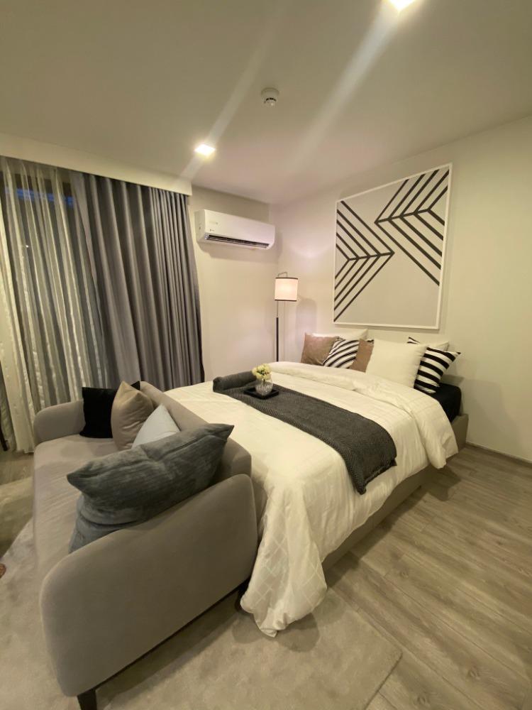 For RentCondoRatchathewi,Phayathai : ++ Urgent rent ++ Maestro 14 ** 1 bedroom, 30 sq m, fully furnished.