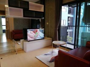 For RentCondoSukhumvit, Asoke, Thonglor : For Rent the tree Sukhumvit 71, fully furnished, 2 bedrooms, 35 sq.m.