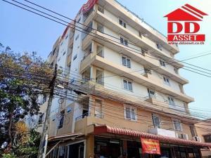 For SaleBusinesses for saleSamrong, Samut Prakan : Apartment for sale in Thepharak Pool Suk Namdaeng apartment near Thepharak Intersection Samut Prakan, 115 rooms