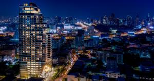 For SaleCondoRatchathewi,Phayathai : Smash special price 🔨 1 Bed, big room, high floor 5.9 million baht, Ideo Mobi Rangnam🔥🔥