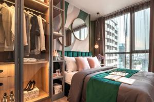 ขายคอนโดสุขุมวิท อโศก ทองหล่อ : ราคาสุดปัง🔥 1 Bed 34 ตร.ม. เพียง 3.99 ลบ. OKA HAUS 💥💥