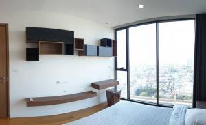 For RentCondoWongwianyai, Charoennakor : Condo for rent Bright Wongwian Yai, 19th floor, AOL-2102003347.